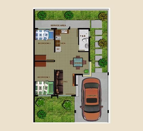 Natalya Floor Plan